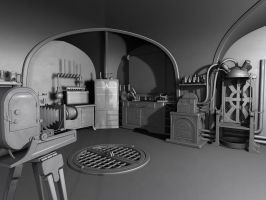 Laboratory by reQuiem3d
