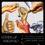 HANDS03_6P by its-a-nice-day