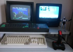 CPC and Amiga by Carnivius