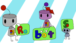 Robots by angel-clan