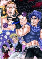 BATTLE TENDENCY by xauychu