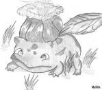 Bulbasaur by nday