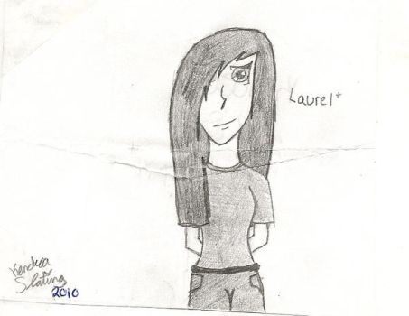 Laurel by Meetra-Scarlette