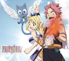fairy tail by TempestDH