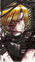Leon Scott Kennedy 2 by Kenji-Harima
