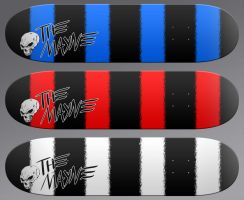 Striped Decks by adrak
