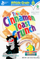 Troll Cinnamon Toast Crunch by GameRat514