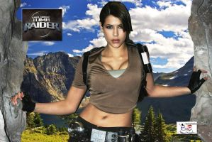 Lara Croft - Tomb Raider VIII by TheSnowman10