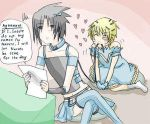 sasunaru- stupid agreement by sasuke-is-gay-club
