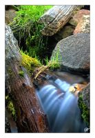 Incline Stream II by dehrique