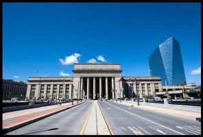 30th Street Station by nanshant
