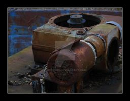 Rusting With Time by jdzign45