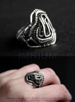 M Series ring by IMNIUM