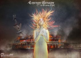 Energy Therapy In The Name Of God by vickyunderground83