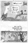 Ghostly Views, Page Five by ceruleanmacaw