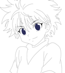 killua) by xhunter924