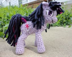 Twilight Sparkle by leftandrightdolls