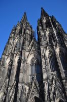 Koeln Dom by jynto