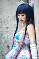 Stocking by cabusi-photography