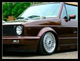 VW Golf MK1 Carbio by Andso