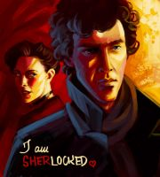 Sherlocked by Adreean