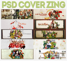 PSD COVER ZING by FishFamily