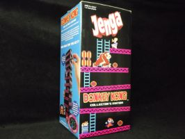 Donkey Kong Jenga, my most amazing purchase ever! by forever-at-peace