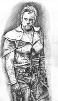 """MadMax """"Drawn  by my wife"""" by BROKENHILL"""