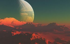 Planet Render 2 by Lozeng3r
