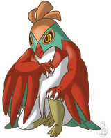 Pokeddexy Day 8: Hawlucha by VaultScout