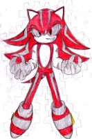 Supervirus Sonic by GBlastMan
