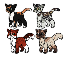 Adoptables 28 by Panderoo