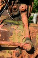 Old Tractor Parts 001 by poeticthnkr