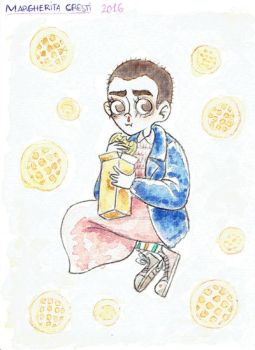 Eleven by MargheritaCresti