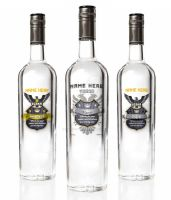 Vodka Label by onurb-design