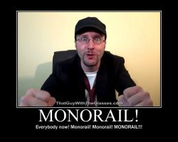 Motivation - Monorail by Songue