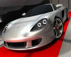 Carrera GT - last renders no.1 by Yakul