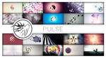 Pulse [Wallpaper pack] by Kinetic-arts