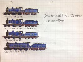 Quintinshill Rail Disaster 100th anniversary by drawing425