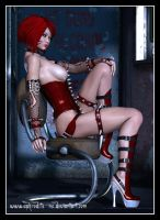 Rachel Grey - Pin Up by Request by Aphrodite-NS