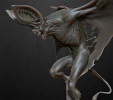 Demon Bat by kassarts