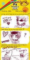 p4: ULTIMATE FANGIRL MEME by manisaurus