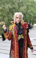 Kamijo Versailles - Holy Grail by Camui--Gackt
