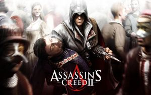 Assassin's Creed 2 by gamergaijin