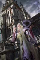 Mirka Fortuna - Trinity Blood by Ptishon