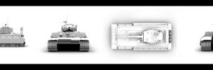 Project 23 - Damon Tank - Models by Amnoon