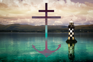 cross of lorraine by Dave-M