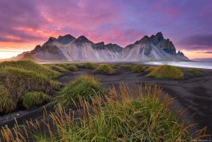 Vestrahorn by Dave-Derbis