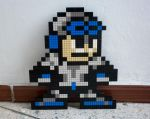 LEGO: Mighty No.9 by Meufer