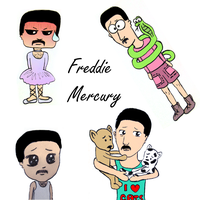 Oh My Freddie by Pen-and-mouse
